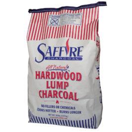 Saffire All-Natural Hardwood Lump Charcoal