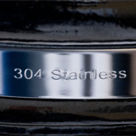 Stainless Steel Grill Head Dome Band