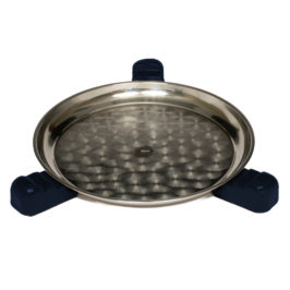 Kamado Build-In Kit – Heat Shield for BBQ Islands and Grill Tables – Sapphire Blue