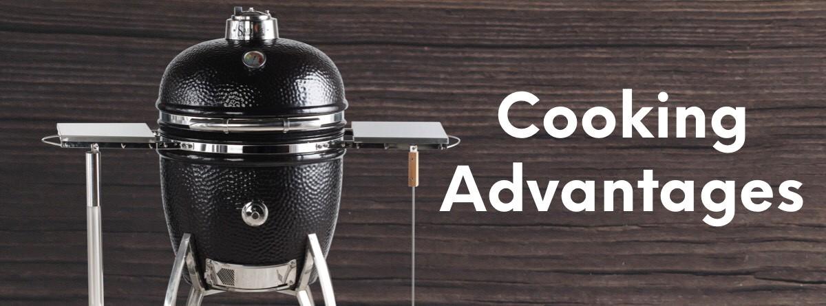 Cooking Advantages