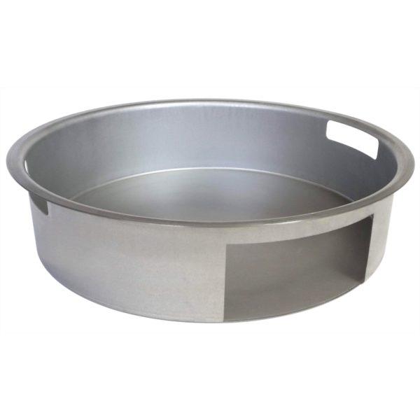 Saffire's Crucible ash pan is shown.