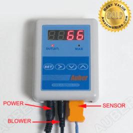 Auber Grill Thermometer/Temperature Control