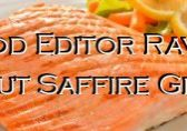 Food editor raves about Saffire grills